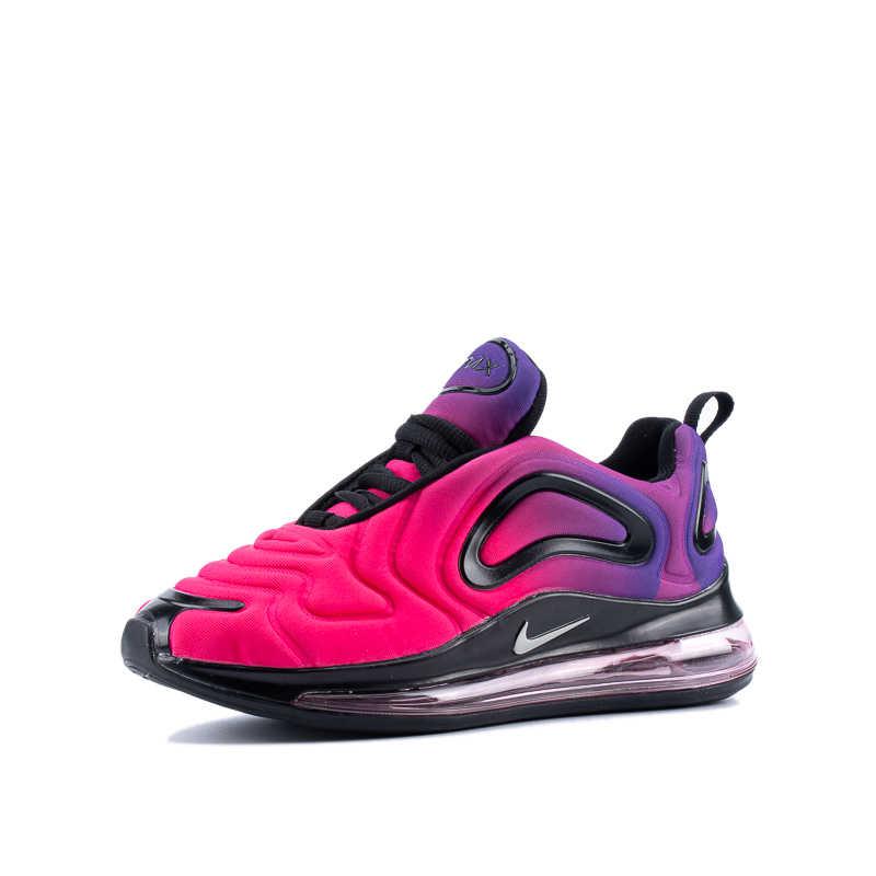 נייקי מקסימום אוויר 720 ילדים נעלי מקורי חדש הגעה ילדי ריצה נעלי ספורט נוח אוויר כרית סניקרס # AO9294-005
