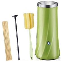 Single Tube Automatic Multifunctional Egg Roll Maker Electric Boiler Omelette Master Sausage Machine Breakfast Tool Us