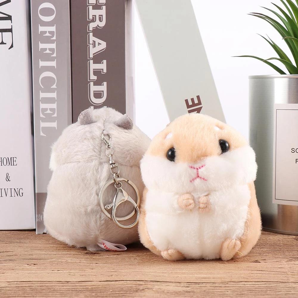 Kawaii Electric Mouse Keychain