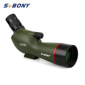 Image 1 - Svbony 15 45x60望遠鏡SV19 BAK4プリズム窒素防水アーチェリーバードウォッチングfmcスポッティングスコープ + 電話アダプタF9328G
