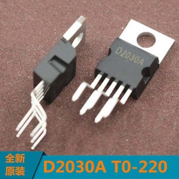 1PCS TDA2030 TO-220-5 TDA2030A Amplifier / Power Amplifier / Short Circuit and Thermal Protection image