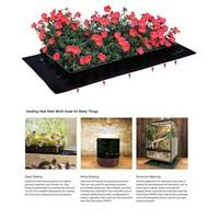 Seedling Heating Mat 122x50cm Waterproof Plant Seed Germination Propagation Clone Starter Pad Garden Supplies Pet Retile Pad|Heating Quilts & Mats| |  -