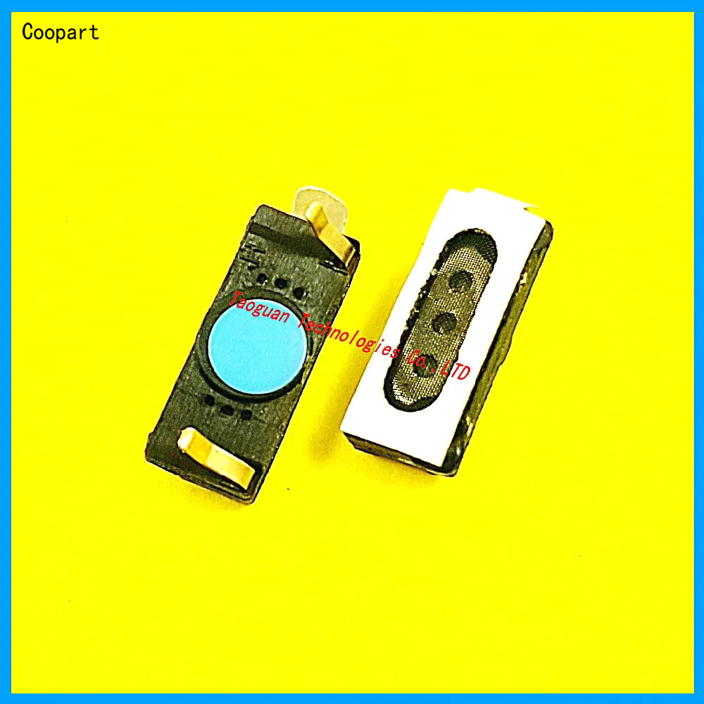 2pcs/lot Coopart New earpiece Ear Receiver <font><b>Speaker</b></font> for Blackview A8 <font><b>BV6000</b></font> BV6000S Pro top quality image