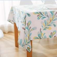 Скатерть ткань из полиэстера/из хлопчатобумажной ткани с принтом