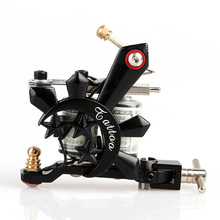 Tattoo Machine Equipment Professional Permanent Makeup High Quality Iron Frame Shader Electric Portable Best Tattoo Coil Machine