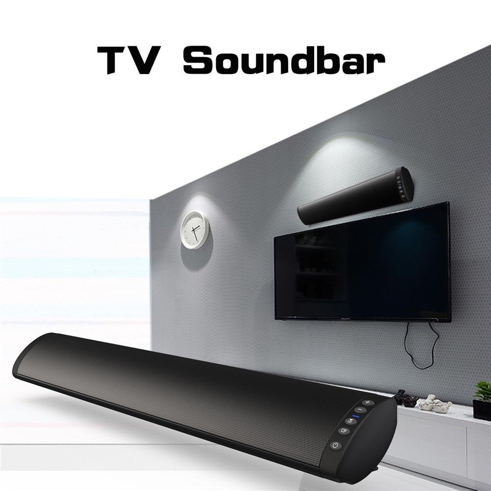 Son Premium 3D Bluetooth barre de son TV Bluetooth haut-parleur FM Radio Home cinéma système Portable sans fil Subwoofer basse Boombox
