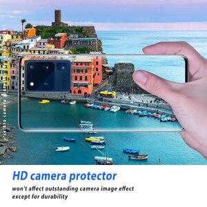 Image 5 - Szkło do aparatu Samsung Galaxy S20 Ultra S20 Plus szklana osłona obiektywu do Samsung S20Ultra uwaga 10 Plus S10 5G S20 Film