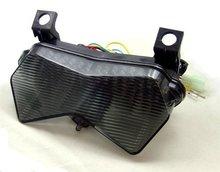 Z 1000 Motorcycle Brake Tail Light Turn Signal TailLight For Kawasaki Ninja ZX6R / ZX6RR /ZX6R 636 2003 2004 Z1000 750S