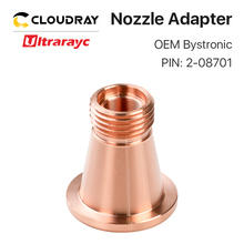Ultrarayc Bystronic Laser Nozzle Adapter D26 Height 30mm PIN 10032930