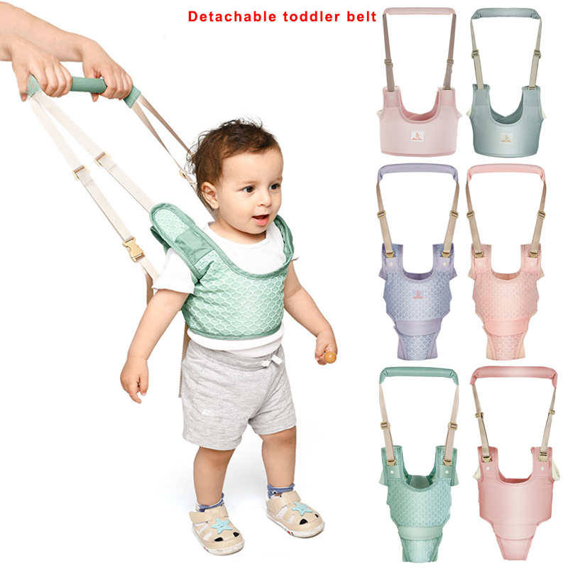 New Arrival Baby Walker Baby Harness Assistant Toddler Leash For Kids Learning Walking Baby Belt Child Safety Harness Assistant