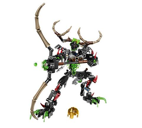 Bionicle Umarak Destroyer Building Block Figures Warrior Legoing Compatible Toys