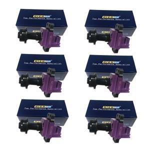 Image 2 - Pack de bobina de encendido + arnés de cables, Conector de telar compatible con Nissan Skyline R34 NEO GT ER34 GTT RB25DET STAGEA WHC34 WGC34 LAUREL RB25