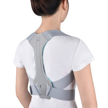 Back Posture Corrector Adjustable Brace Support Belt Pain Re