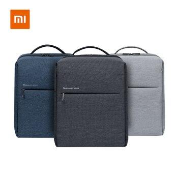 Мужские рюкзаки Xiaomi City 2 вместимость 17л
