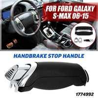 Heiße Neue 1 SET Parkplatz Handbremse Stop Griff Hebel Kit 1774992 Für Ford für Galaxy für S MAX 2006 2015-in Handbremse aus Kraftfahrzeuge und Motorräder bei