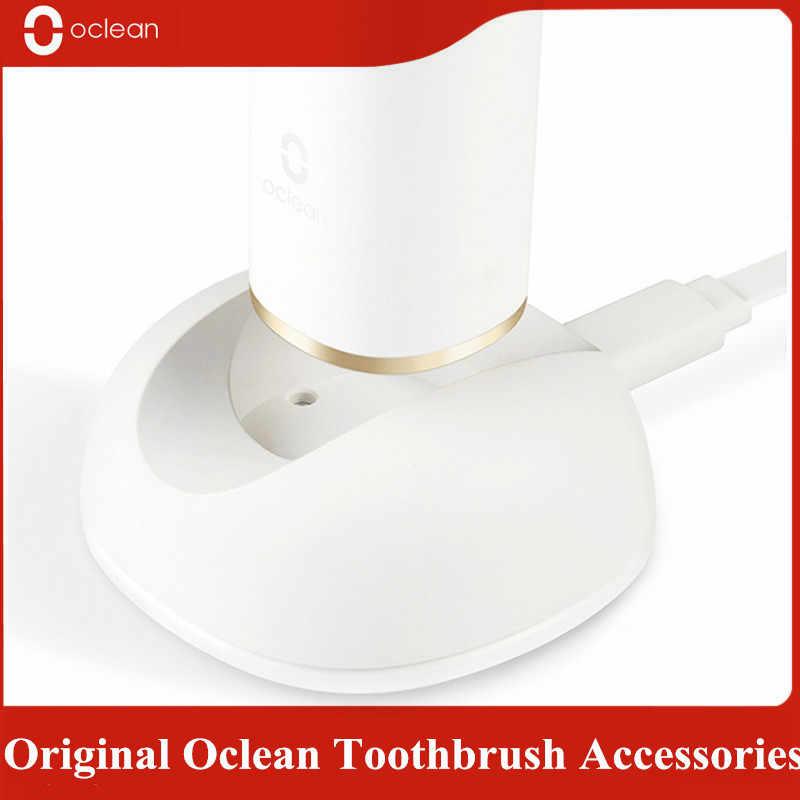 Diseño Original Oclean 2 en 1 cepillo de dientes eléctrico, Base de carga, soporte de pared magnética, colgador de montaje para Oclean X/Z cepillo de dientes