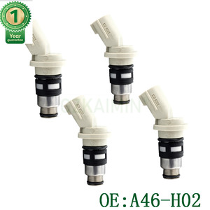 Форсунки для топливных форсунок, форсунки для NISSAN Micra II, K11, 16600-73C00, 1660073C00, A46H02, 4 шт.