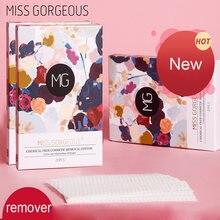 Бренд miss gorgeous 20 шт средство для снятия макияжа с Британский