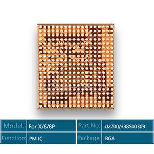 Image 3 - 10 pz/lotto 100% Nuovo U2700/338S00309 B0 PMIC PMU Per iPhone 8/X/8 Plus/8 Più più grande Big Principale Chip di Gestione Dellalimentazione IC