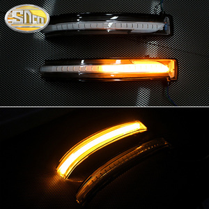 Image 3 - Dynamic LED Turn Signal Light For Nissan X trail T32 2014   2018 Side Wing Rearview Mirror Indicator Sequential Blinker Lamp