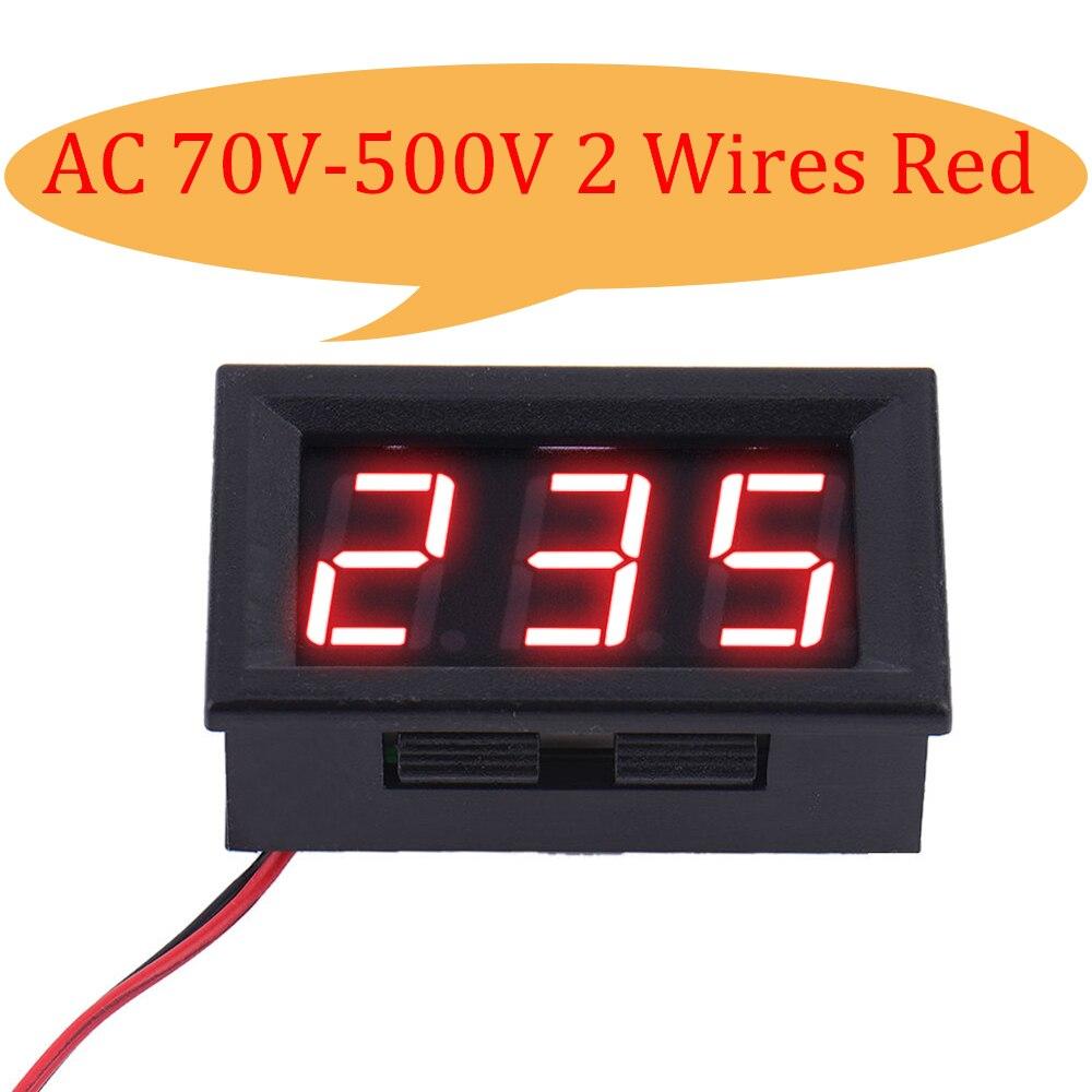 AC 70V-500V Red