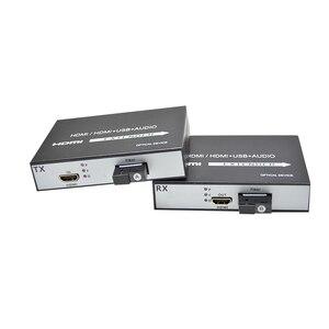 Image 4 - 1 คู่ 1 ช่อง HDMI Fiber Converter 1080P HDMI Fiber Optic Extender วิดีโอ Video Converter HDMI เส้นใย transceiver
