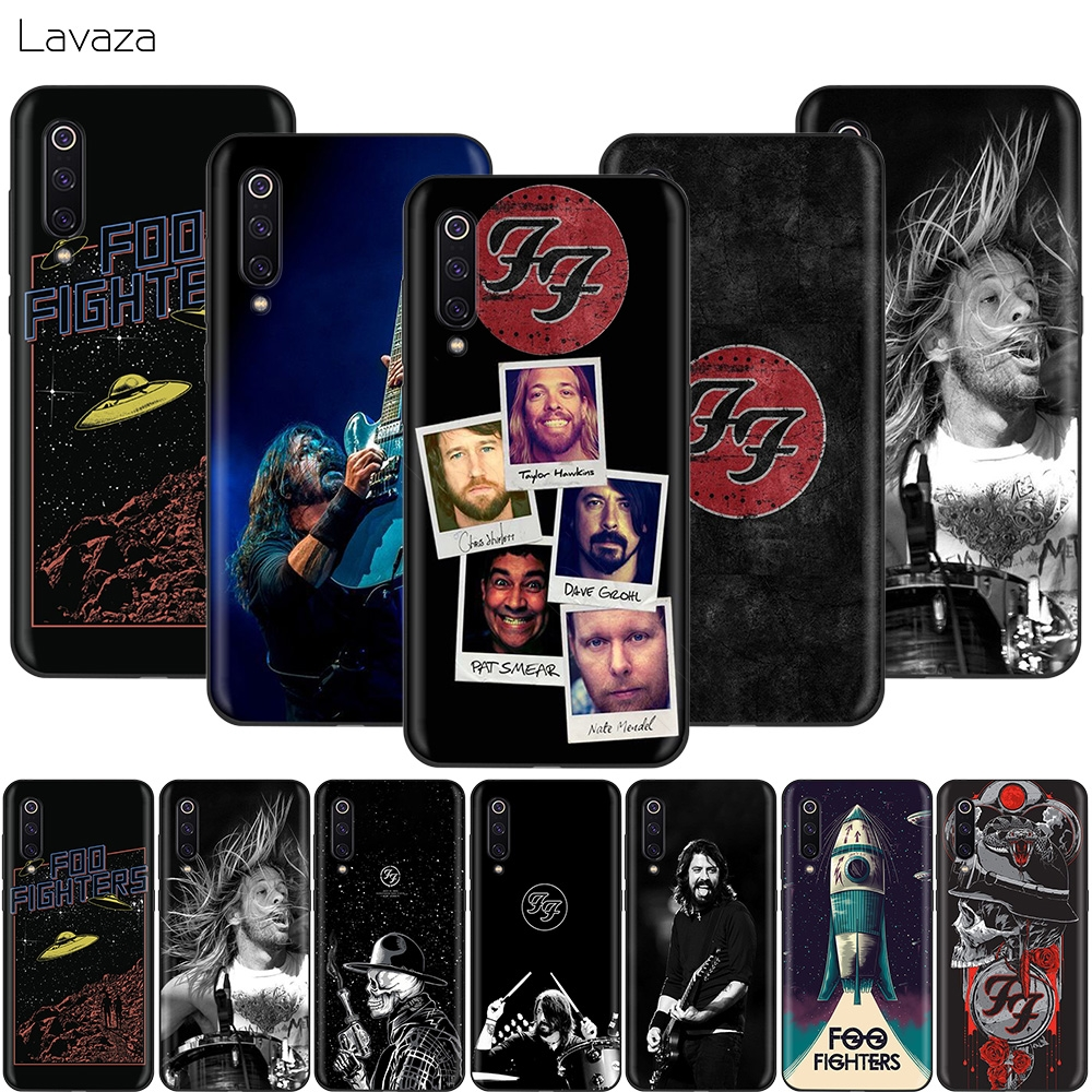 Lavaza Foo Fighters Case for Xiaomi 9T Pro CC9 A3 Redmi K20 7A for Huawei Honor 20 9X P20 Lite Nova 5i Y9 image