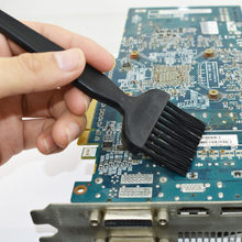 Brosse antistatique en plastique ESD de haute qualité, outils de réparation de téléphones portables, nettoyage de PC Ipad PCB