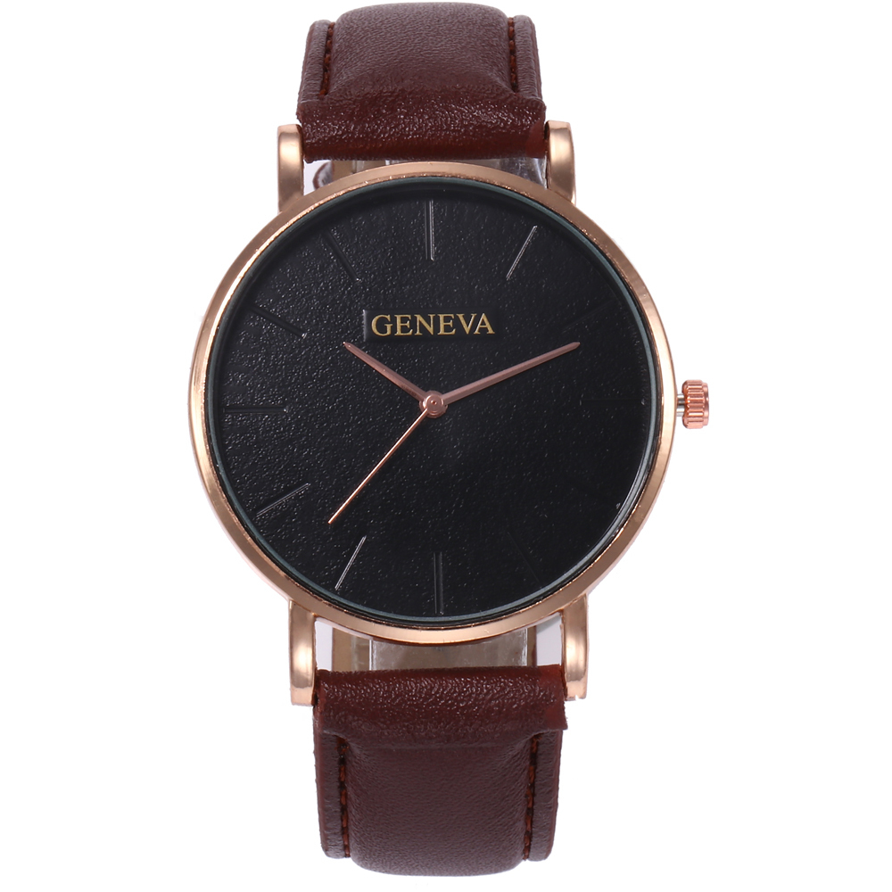 Hf9bfb90ec1a4420e9e941278cc3c27e7D Arrival Men's Watches Fashion Decorative Chronograph Clock Men Watch Sport Leather Band Wristwatch Relogio Masculino Reloj