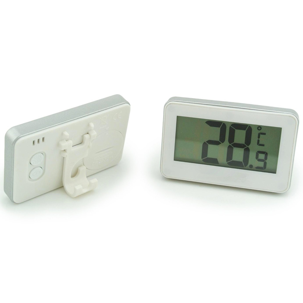 Coomir Medici/ón port/átil del regulador de Temperatura Digital Mini con la exhibici/ón del LCD para el Acuario