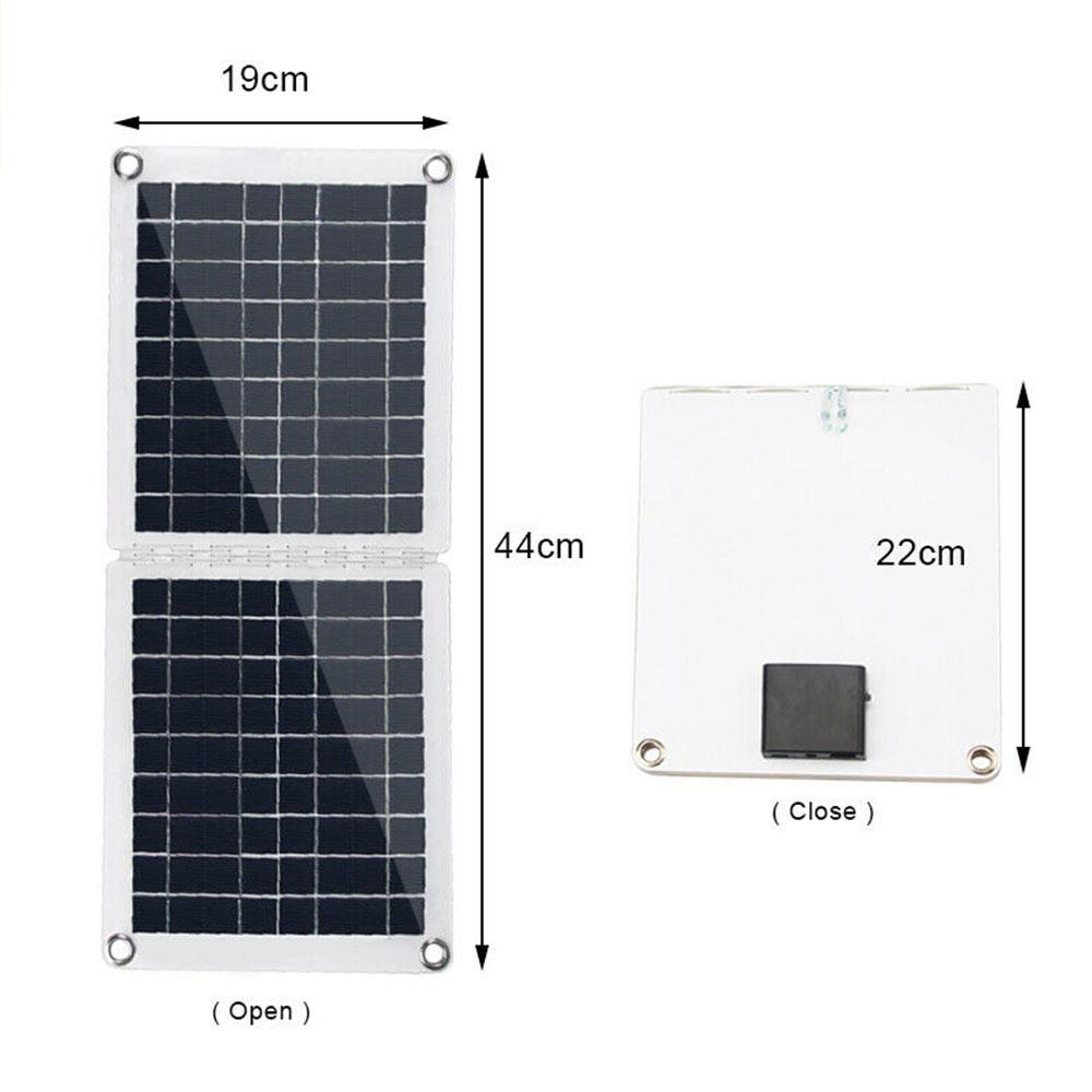 Equipamento de carregamento solar usb carregador solar