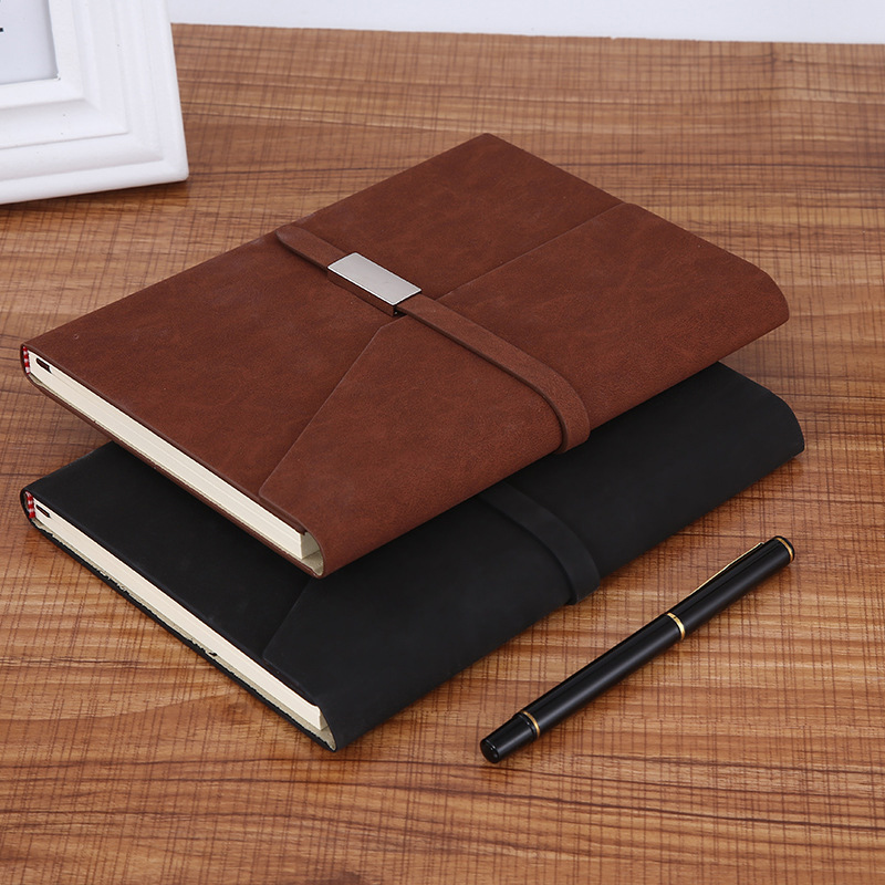 Notebook A5 Lined For Business Work