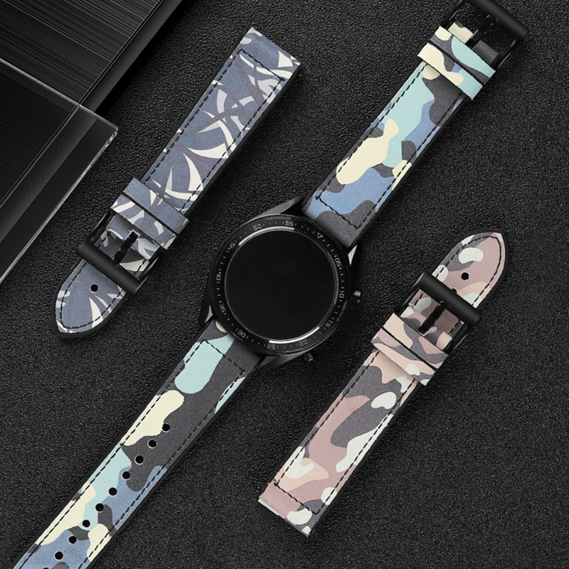 22mm watch band For Huawei watch 2 pro /honor magic watch 2 /Samsung Galaxy 46 Replacement strap Gear S3 Watch Accessories title=