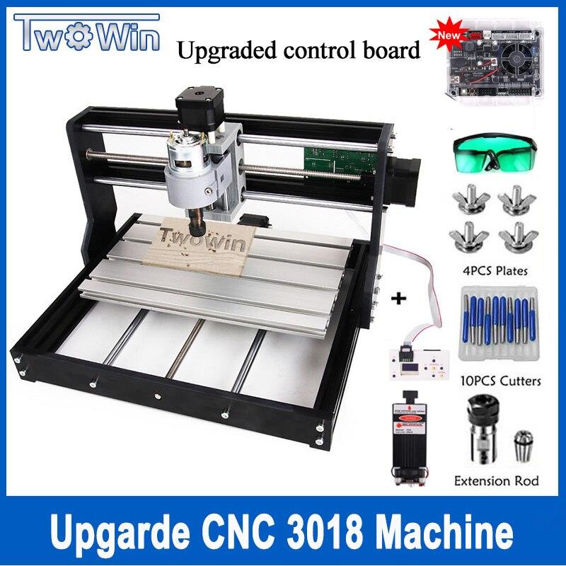 Upgrade CNC 3018 Pro…