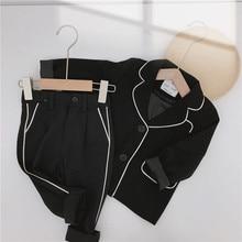 1 2 3 4 5 6 Years Toddler Boys Clothing Sets Fashion Korean