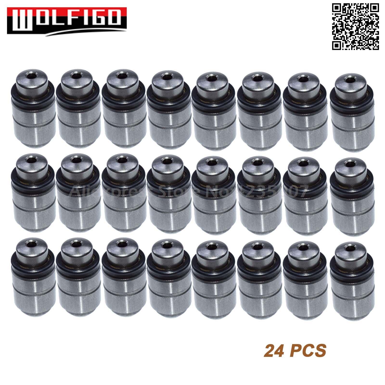 WOLFIGO 新 1991-1996 3.0 L ダッジステルス 6G72 ラッシュ調整リフター LF5008 、 056-5136 、 LIF101 、 HT-6007 、 2131753 、 JB-2250