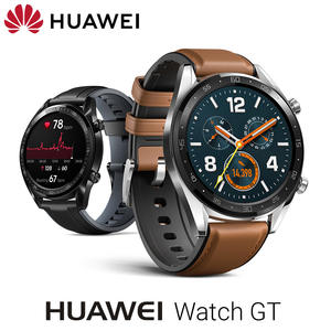 Huawei Watch GT Smart watch Global Version GPS 14 Days Battery Life 5 ATM water proof Phone Call Heart Rate For Android iOS