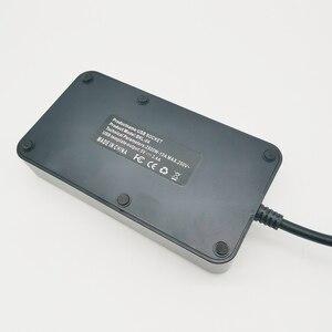 Image 3 - Multiprise protection contre les surtensions prises universelles AU/US/ue/royaume uni prise électrique avec USB 3.4A chargeur adaptateur 2m rallonge