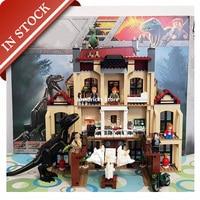 Jurassiced World Indoraptor Rampage at Lockwood Estate 75930 39118 Building Blocks  Dinosaurs 10928 75926 75927 75928