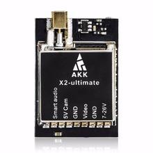 АКК X2 ultimate 5,8 ГГц VTX Поддержка серверный компьютером с экранным меню настройки Модернизированный дальний версия