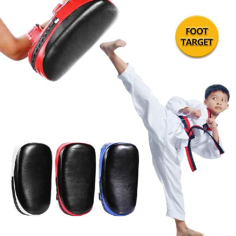 2pcs Kick Boxing Gloves Pad Punch Target Bag Training Adults Kids Equipment New