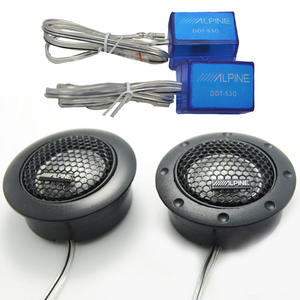 Tweeter Loudspeaker Modification-Accessory Car-Audio Silk-Film High-Pitched 180W 4ohm