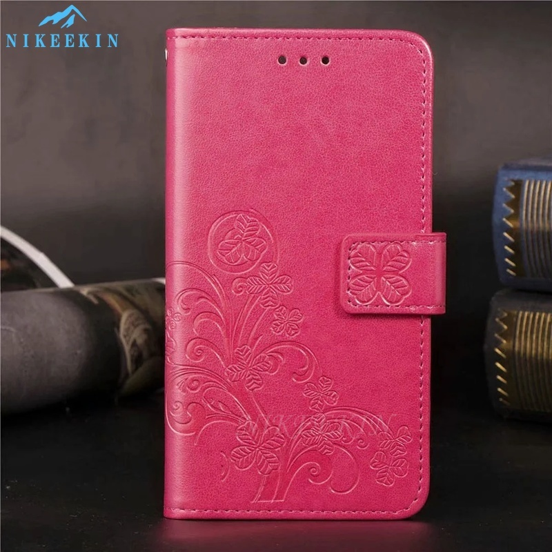 Stand Wallet Flip Cover for OPPO A5 A9 2020 K1 A1 A3S AX5S A7X A11X A37 A39 A57 A59 A75 A77 A83 360 Full Protection Phone Case image