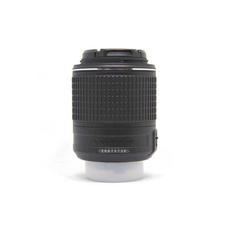 VERWENDET NIKON AF S DX NIKKOR 55 200mm f/4 5,6G ED VR II Objektiv (99% NEUE) - 2