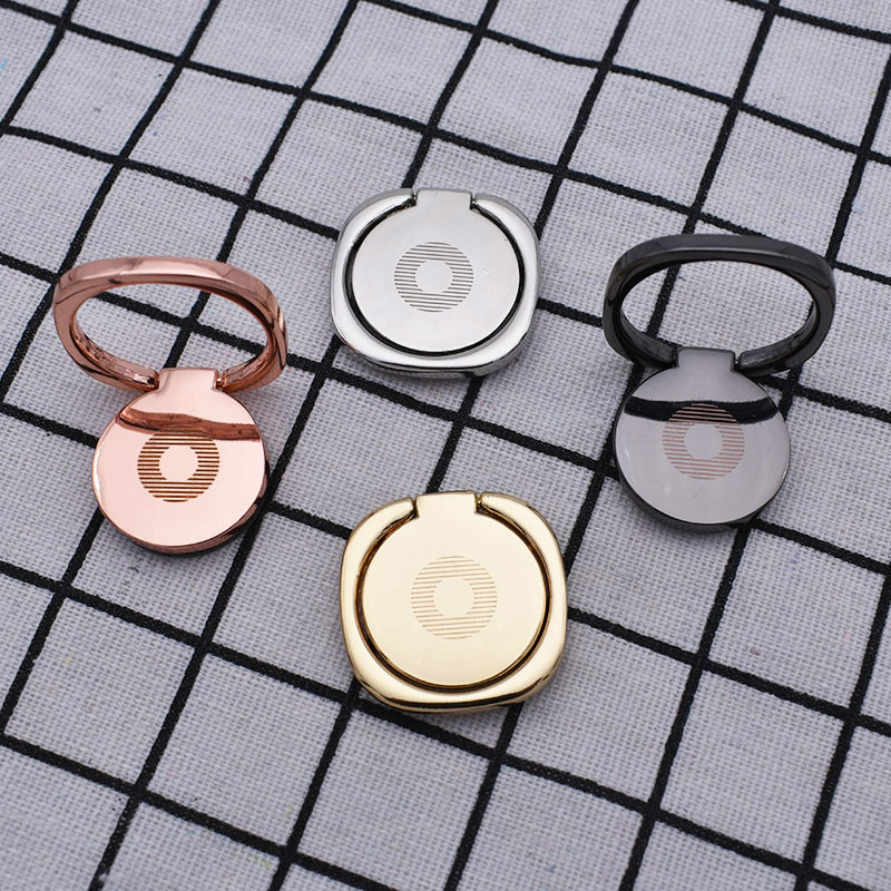 360 Degree Rotation Universal Finger Ring Mobile Phone Smartphone Stand Holder For IPhone Xiaomi Samsung Smart Phone Stand
