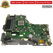 Scheda madre X550ZA A8-7200P per ASUS K555Z K550z X555Z X550ZE VM590Z X550Z X550ZA scheda madre per Laptop