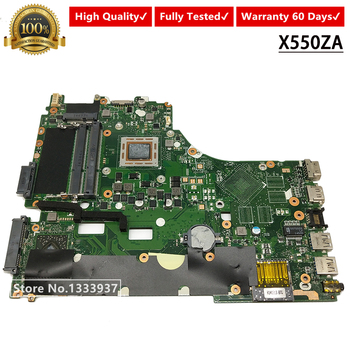X550ZA Mainboard A8-7200P For ASUS K555Z K550z X555Z X550ZE VM590Z X550Z X550ZA Laptop motherboard
