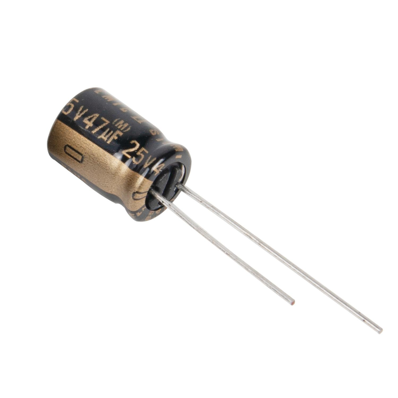 4 PCs Elna RFS silmic II audio condensador 22uf 25v 6,3x11 85 ° rm2 5 #bp