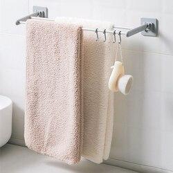 Cozinha casa de armazenamento organização ganchos quarto cabide roupas pendurado rack titular ganchos para sacos toalha do banheiro quatro ganchos