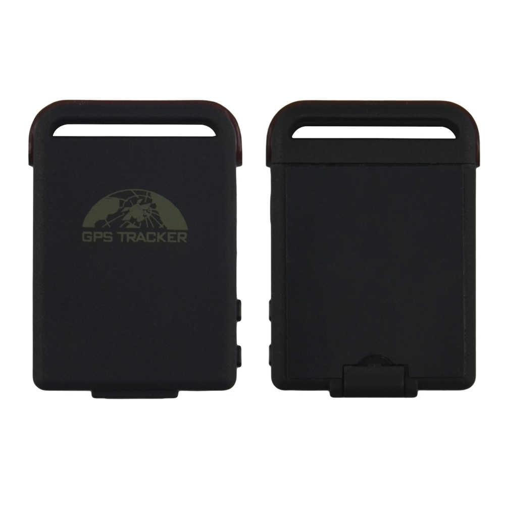 100% Оригинальный Портативный GSM 102C трекер для автомобиля, 4 диапазона GSM/GPRS трекер TK102C gsm-локатор для автомобиля